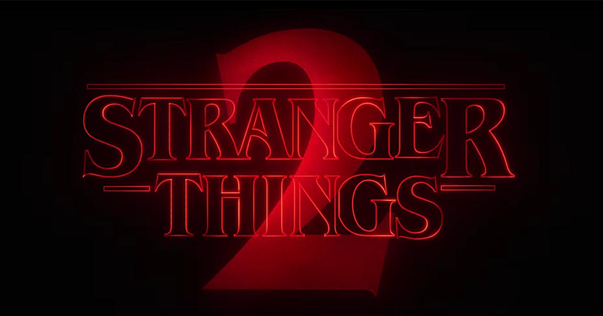 Stranger Things Season 2 World Première on Twitter